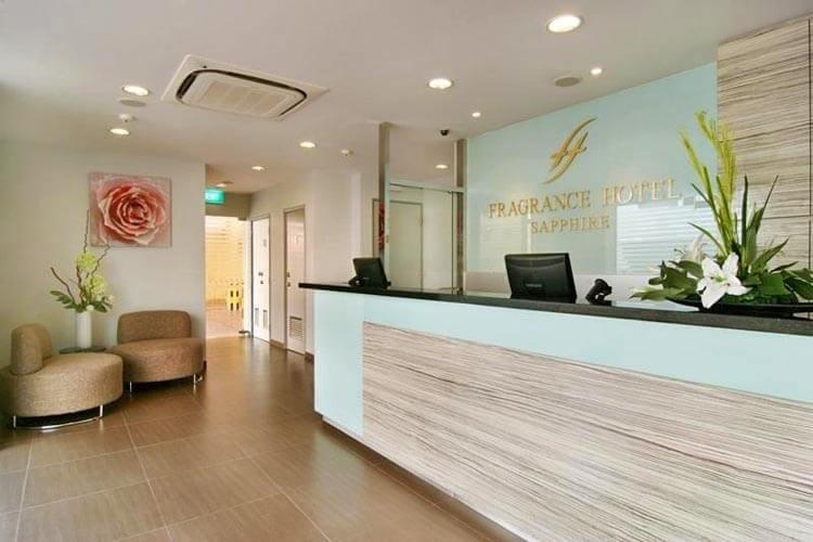 Fragrance Hotel Sapphire