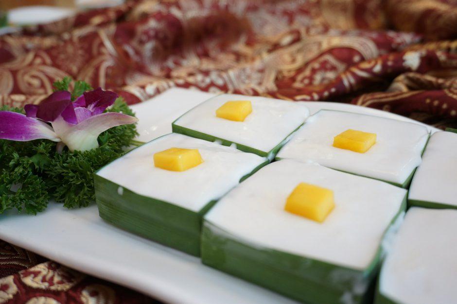 4 ขนมไทยที่หาทานได้ยากในปัจจุบัน