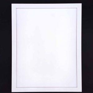 กรอบรูปสีขาว